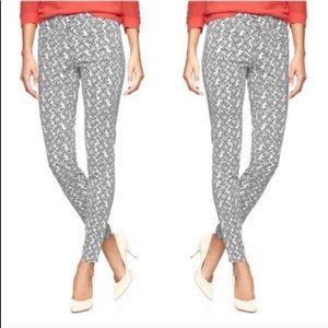 GAP | Gray Patterned Legging Jean
